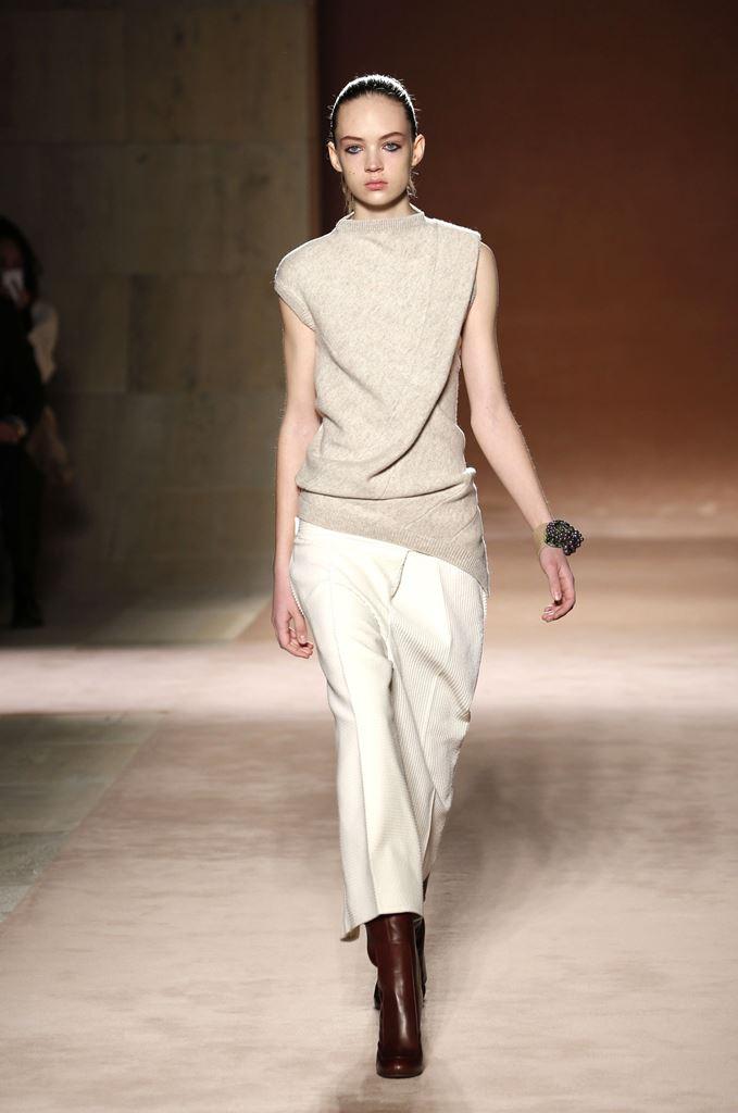 мода осень 2015 белый цвет тренд 2015
