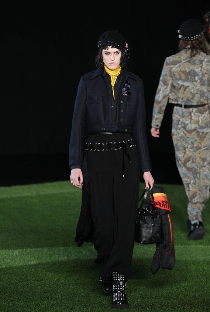 мода осень зима 2015 2016 берет