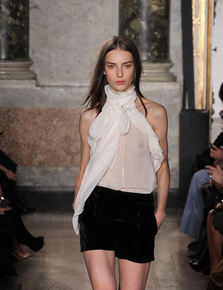 блузки фото тенденции 2015