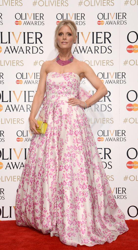 платье в цветочек мода лето 2015
