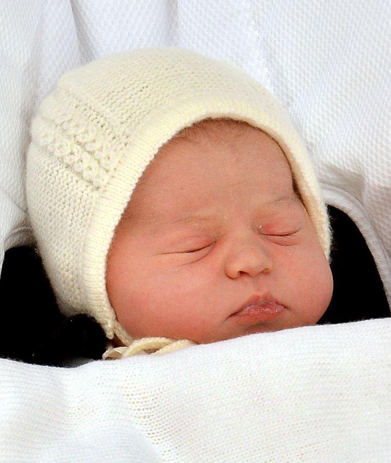 принцесса Шарлотта Элизабет Диана