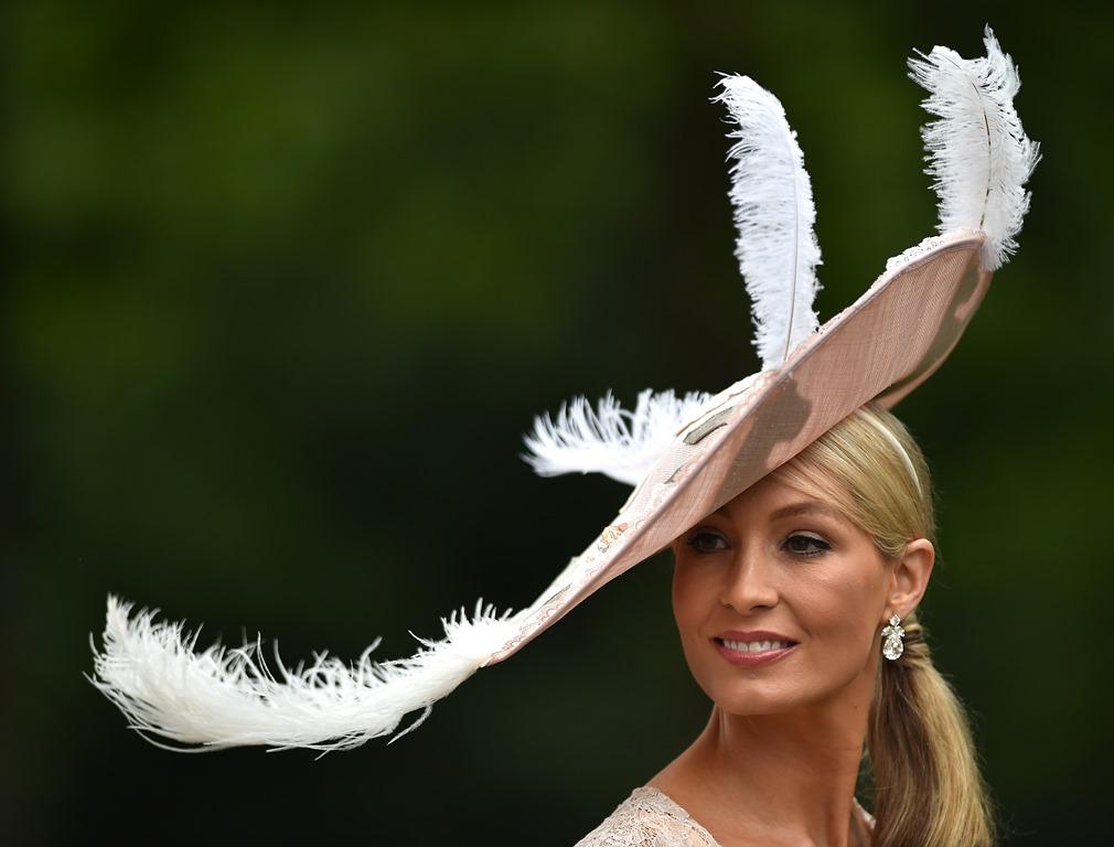 мода лето 2015 шляпы