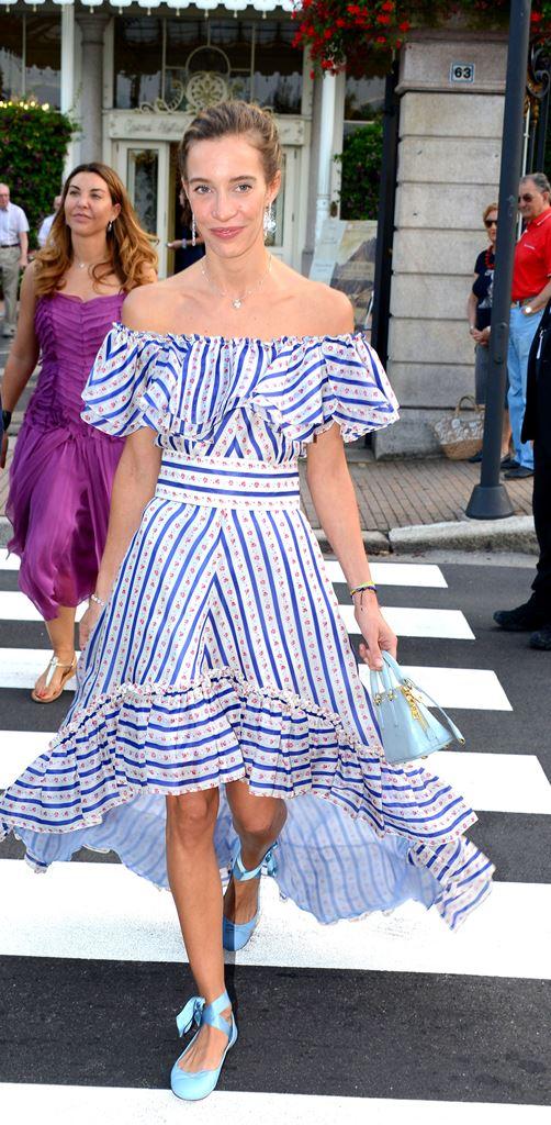 модные платья 2015 полоска
