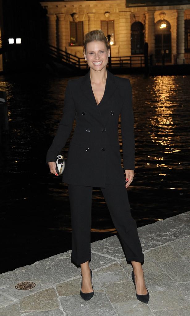 модные тенденции 2015 уличный стиль звезд Венецианский кинофестиваль 2015