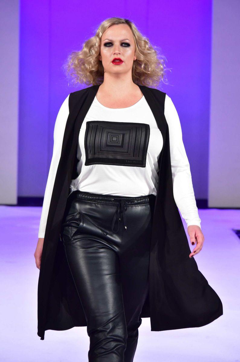 мода весна-лето 2016 неделя моды 2015 одежда для полных женщин