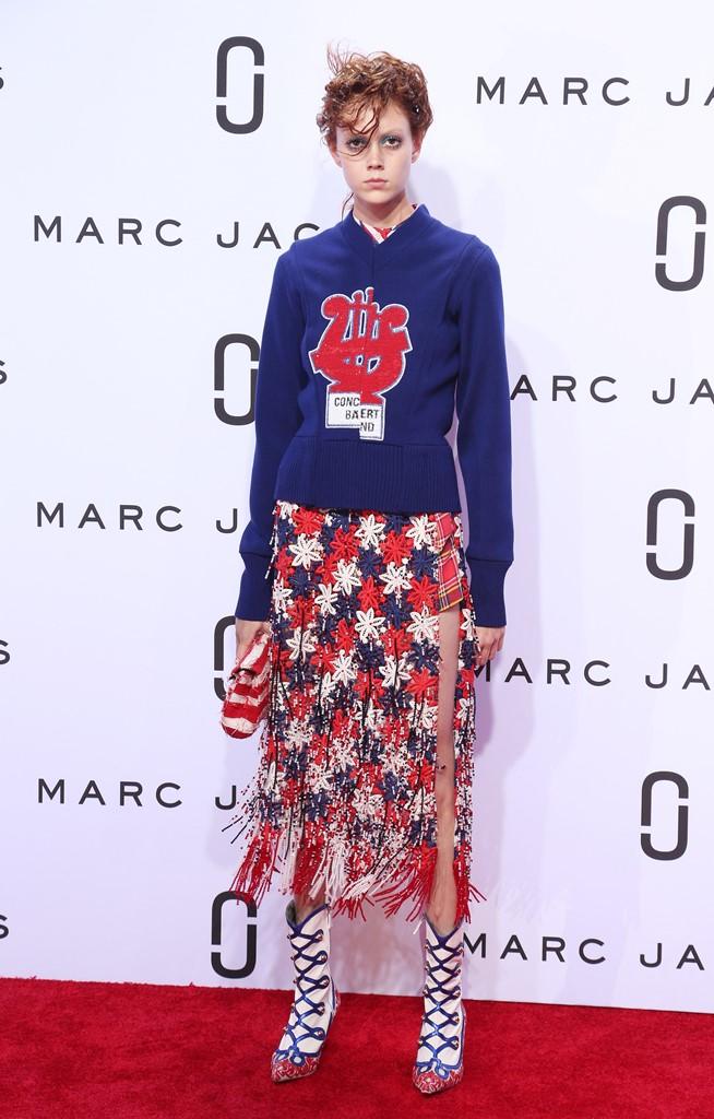 модные тенденции весна-лето 2016 марк джейкобс