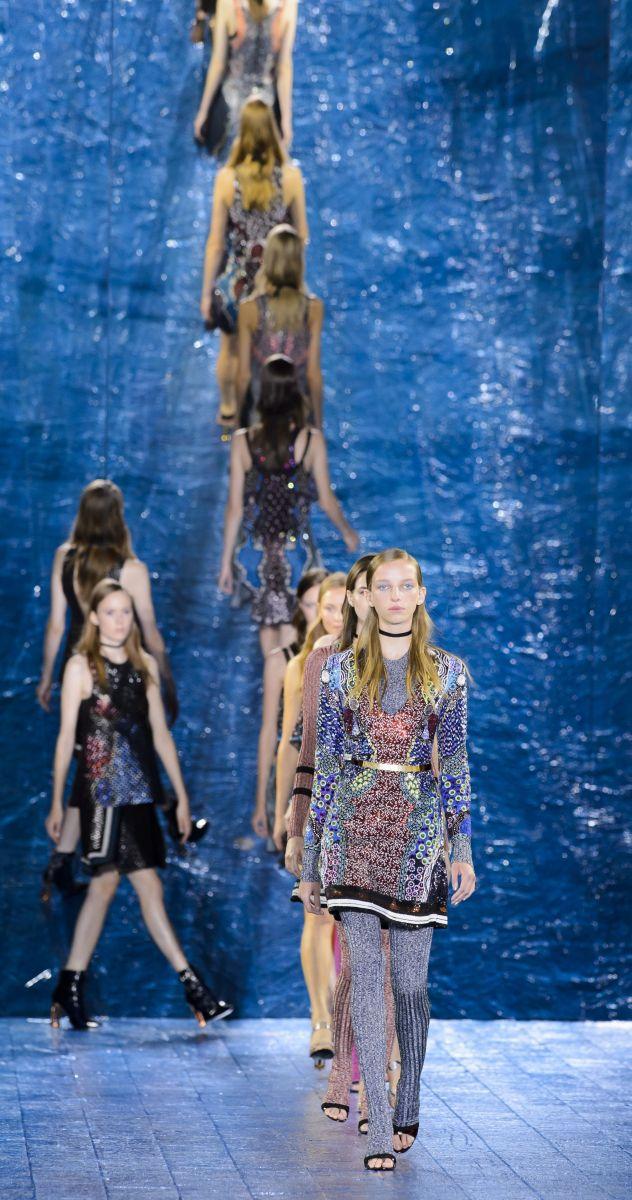 весна-лето 2016 неделя моды 2015