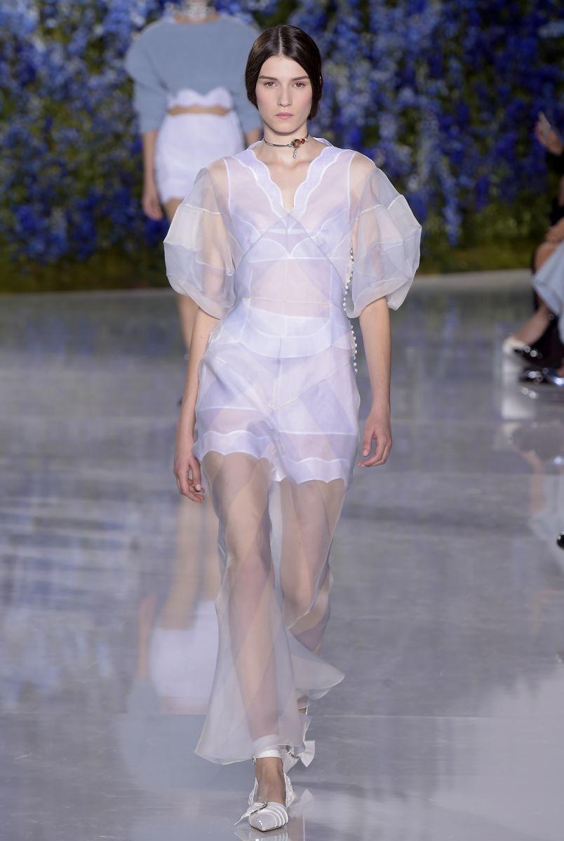 модные тенденции 2016 весна лето 2016 Dior