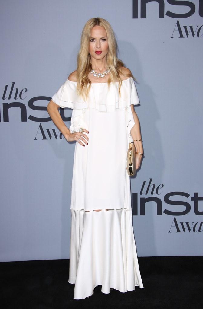 мода осень 2015 белое вечернее платье в пол