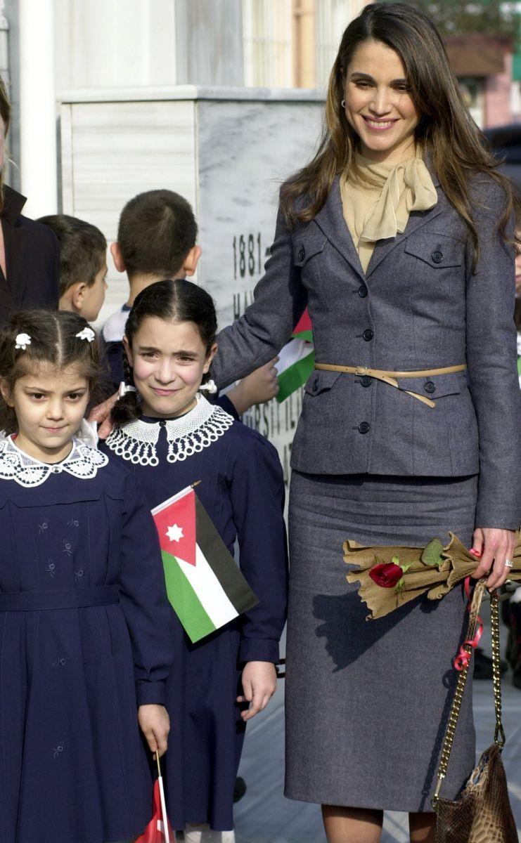 Рания Аль-Абдулла: самая стильная женщина Иордании