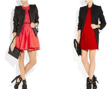 Красное платье – это не одежда на