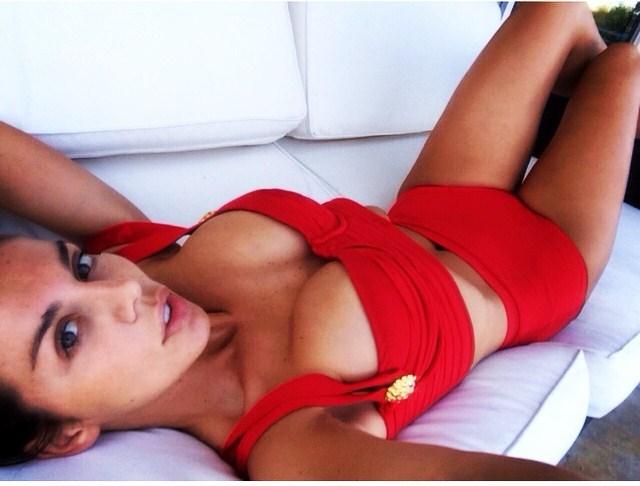 Анна Седокова в купальнике фото