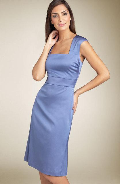 Платье-футляр своими руками фото