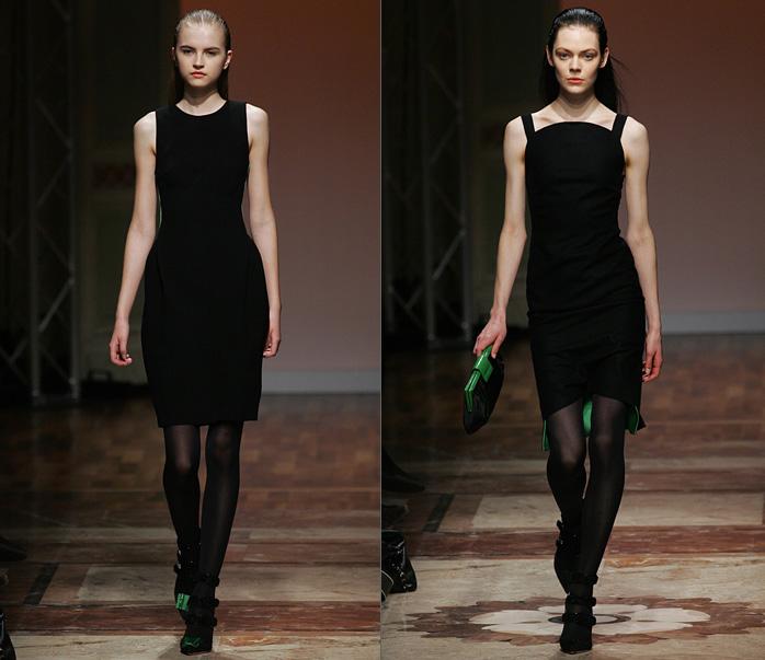 Платья самые модные платья 2012 года