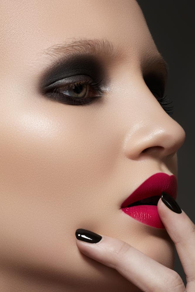 макияж и маникюр