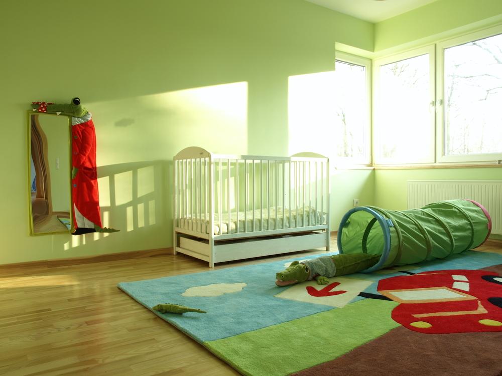 Спальня-детская дизайн фото