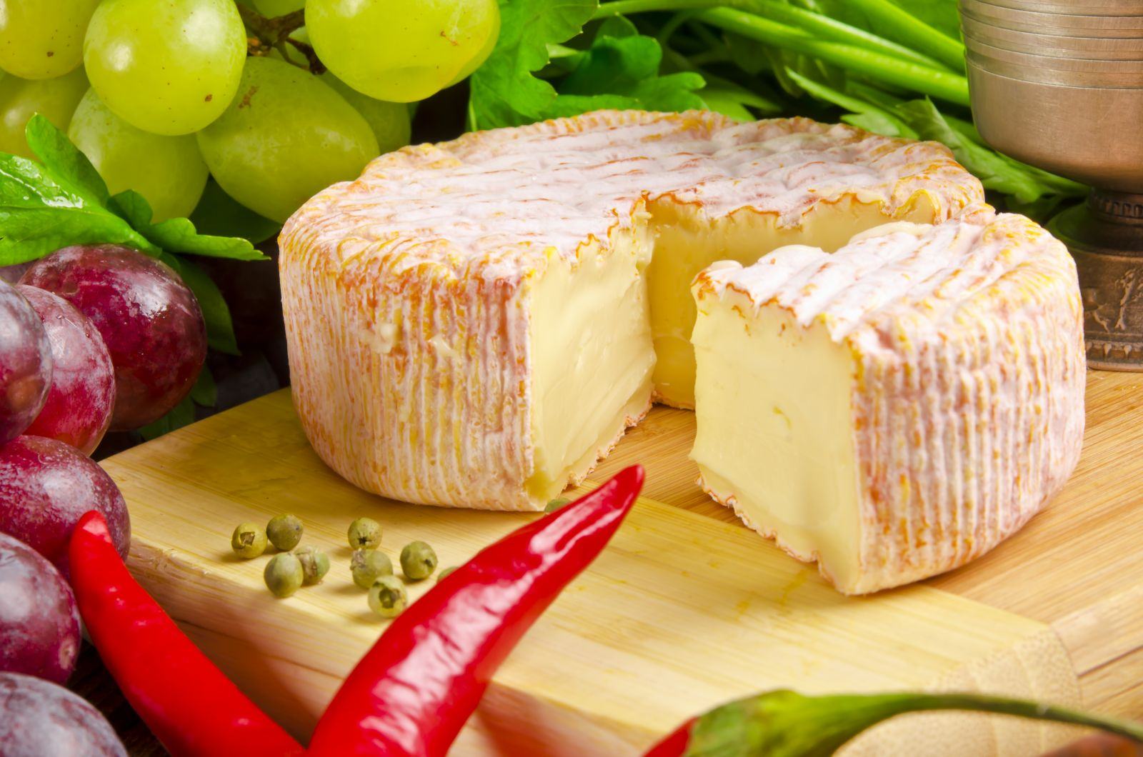 твердый сыр манстер