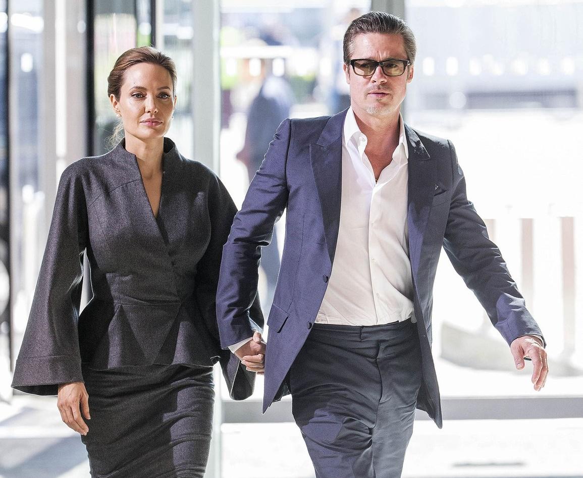 Анджелину Джоли и Брэда Питта пригласили пожить в Крыму