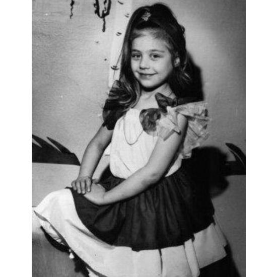 Тина Кароль в детстве фото