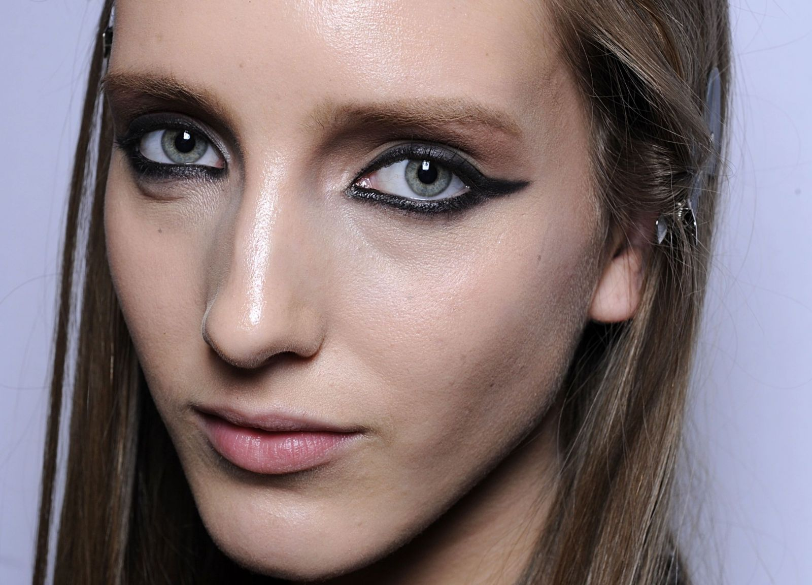 стрелки макияж