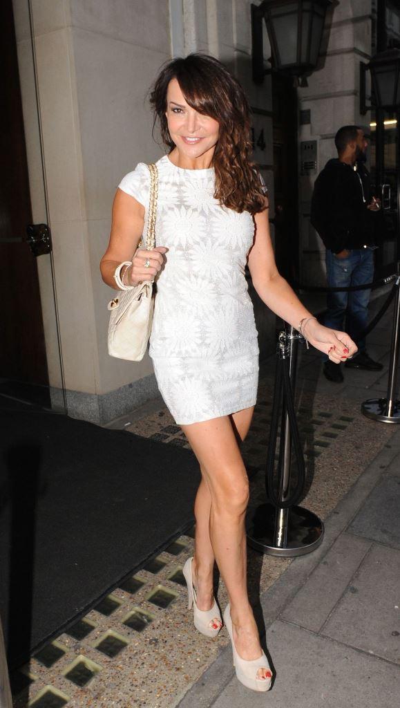 короткое белое платье мода лето 2015