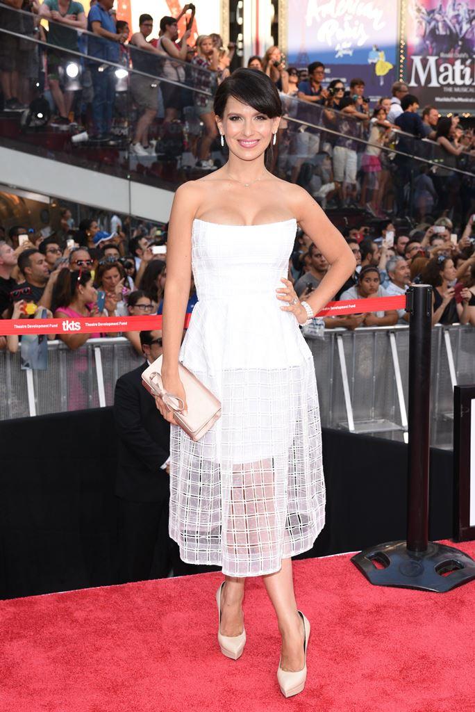 вечернее белое платье 2015