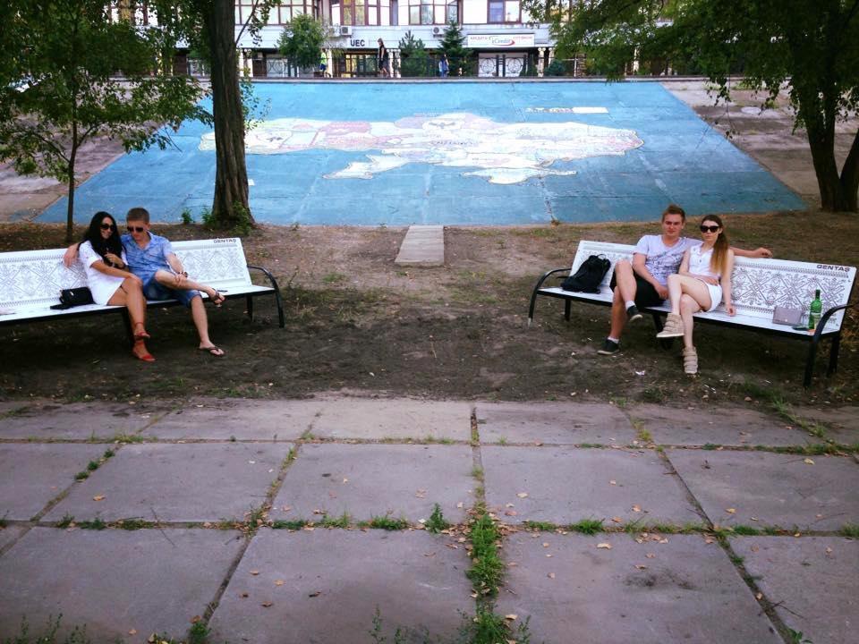 Эколавки в Киеве
