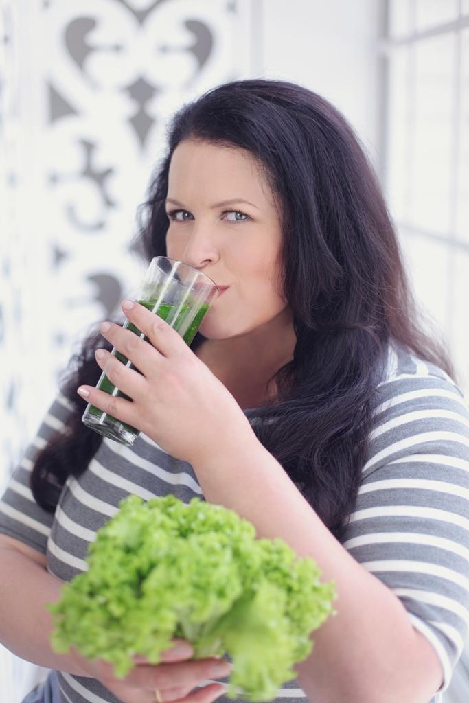 Кристина Асмус села на «жирную» диету