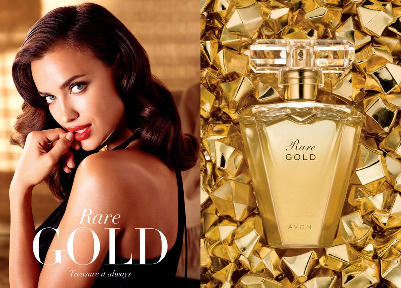 Ирина Шейк представила новый аромат от Avon