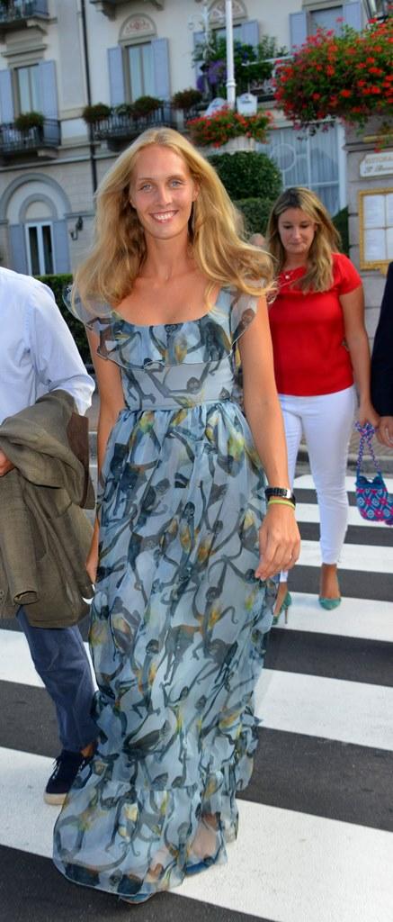 мода лето 2015 цветочные платья в пол