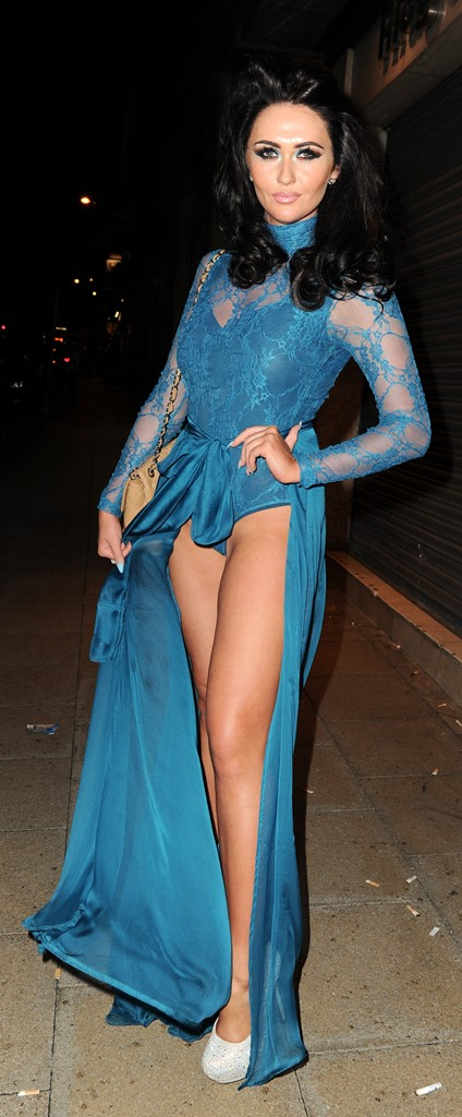 мода лето 2015 откровенные платья в пол