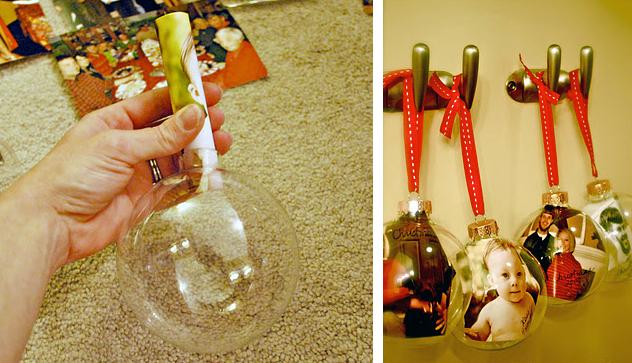 Новогодние игрушки своими руками 3 класс из
