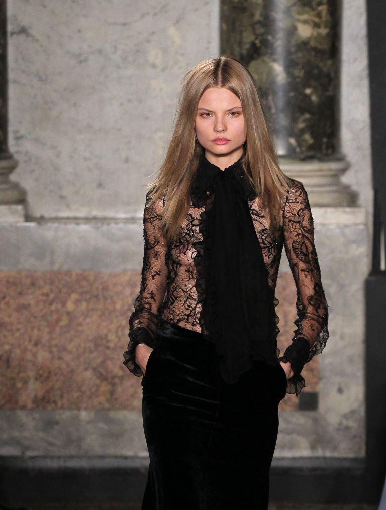 модные тенденции осень 2015 блузки 2015 фото