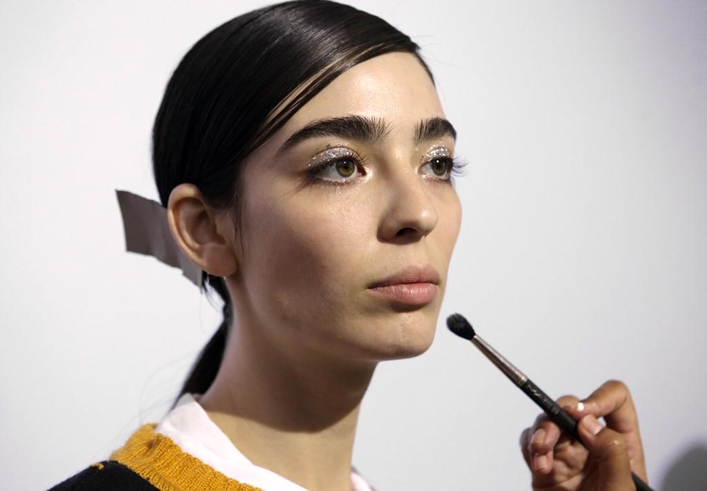 модный макияж осень 2015